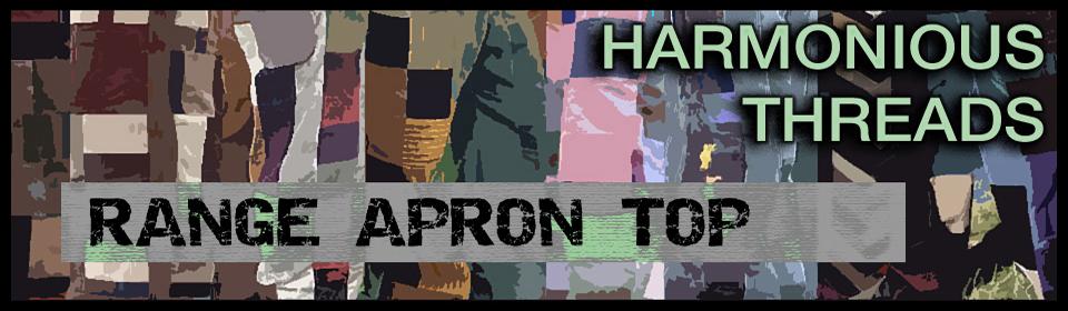 harmonious threads handmade hippie patchwork apron top
