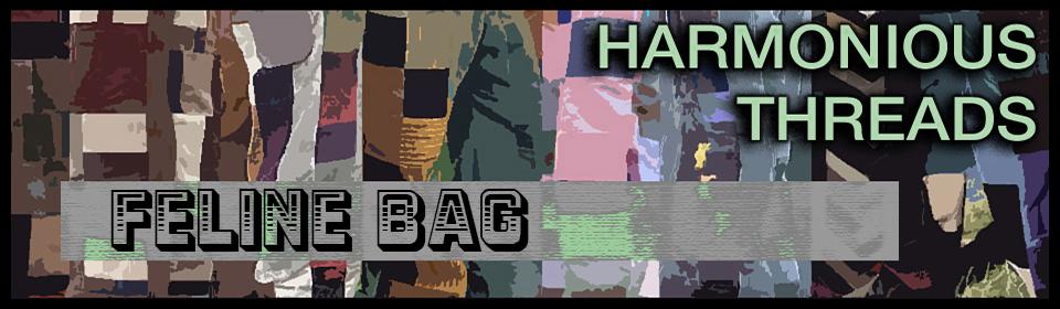 harmonious threads handmade hippie patchwork bag
