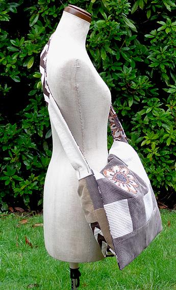 handmade hippie boho bag