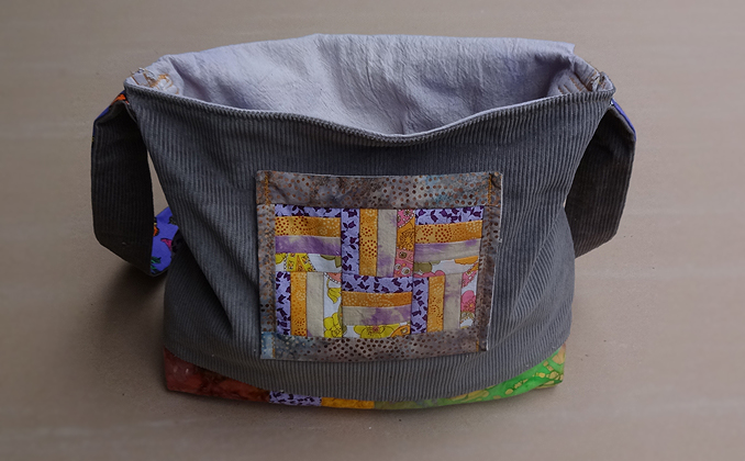 handmade hippie boho bag