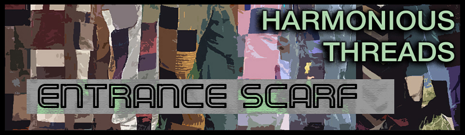 harmonious threads handmade hippie patchwork scarf