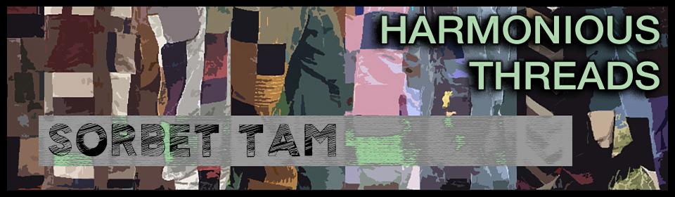 harmonious threads handmade hippie crochet slouch hat tam