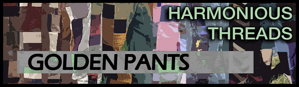 harmonious threads handmade hippie patchwork pants
