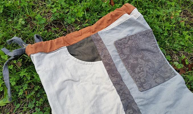 hippie patchwork pants
