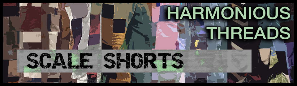 harmonious threads handmade hippie patchwork shorts