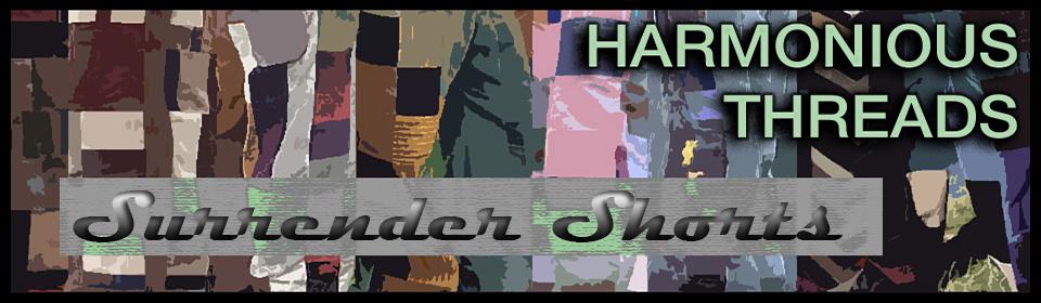 harmonious threads handmade hippie patchwork shorts