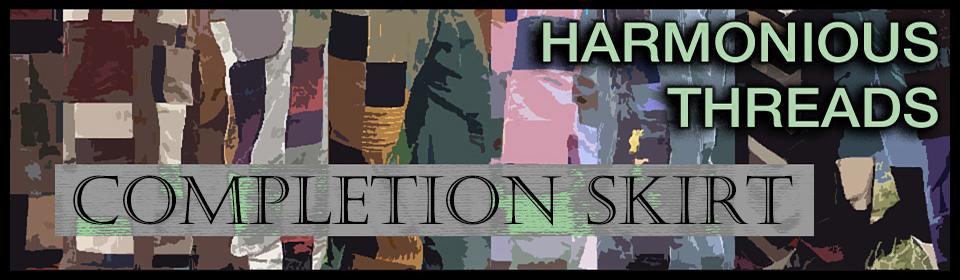 harmonious threads handmade hippie patchwork skirt